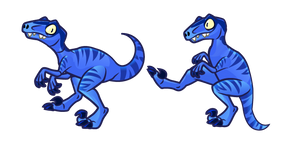 Plants vs. Zombies Raptor Cursor