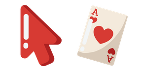 Minimal Playing Card Cursor