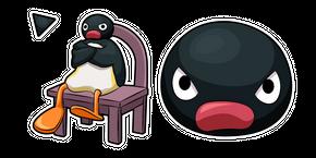 Angry Pingu Meme Curseur
