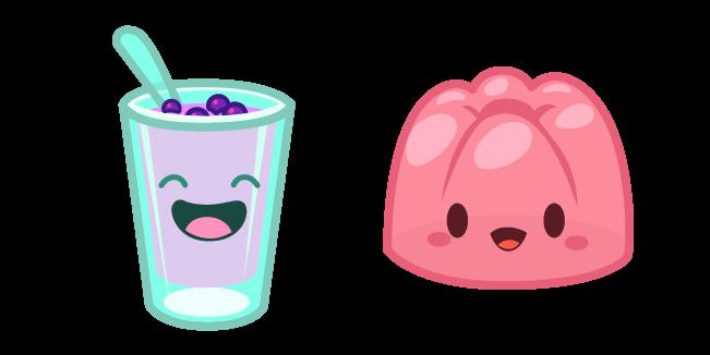 Милый Йогурт и Желе