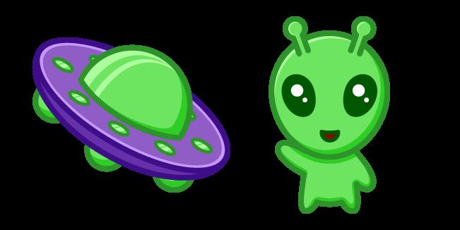 Милый Инопланетянин и НЛО