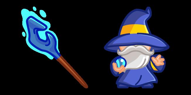 Милый Волшебник и Посох