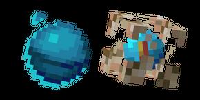 Курсор Minecraft Сердце Моря и Морской Проводник