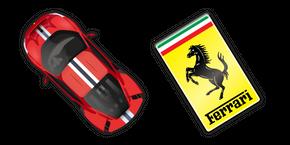 Ferrari 488 Pista Cursor