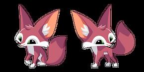 Animal Jam Fennec Fox Cursor