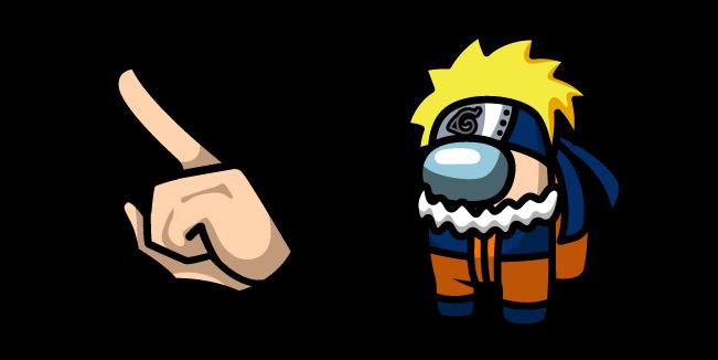 Among Us Naruto Character