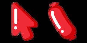 Minimal Sausage Cursor
