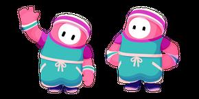 Курсор Fall Guys Rookie Costume