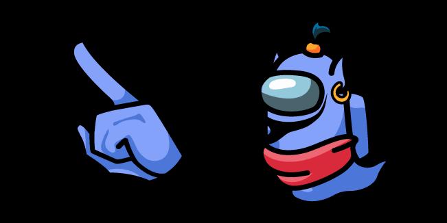 Among Us Genie Character