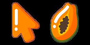 Minimal Papaya Cursor