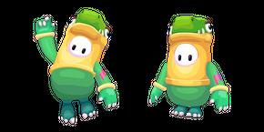 Курсор Fall Guys T-Rex Costume