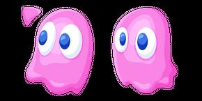 Pac-Man Pinky Cursor