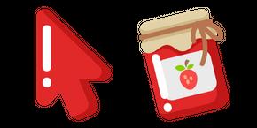 Minimal Berry Jam Cursor