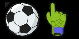 Soccer Ball Curseur