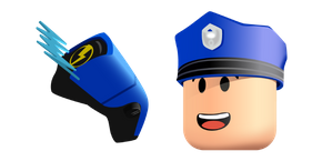 Roblox Jailbreak Police and Taser Curseur