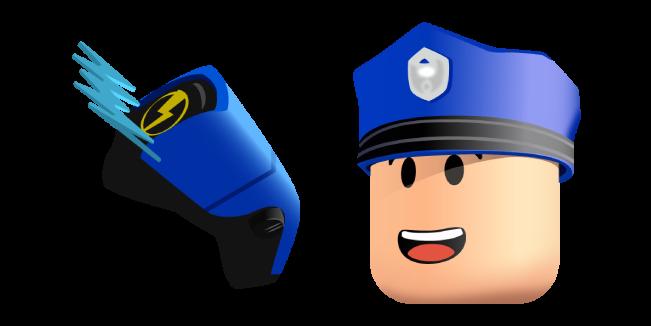 Roblox Jailbreak Police and Taser