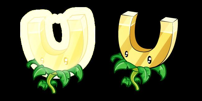 Plants vs. Zombies Gold Magnet