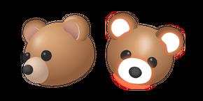 Курсор Roblox Adopt Me Бурый Медведь