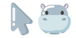 Minimal Hippo Curseur