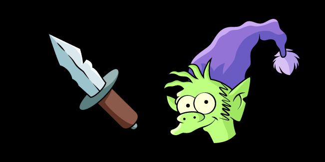 Disenchantment Elfo and Dagger