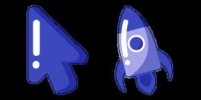 Minimal Rocket Cursor