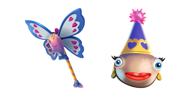 Fortnite Princess Felicity Fish and Water Wand