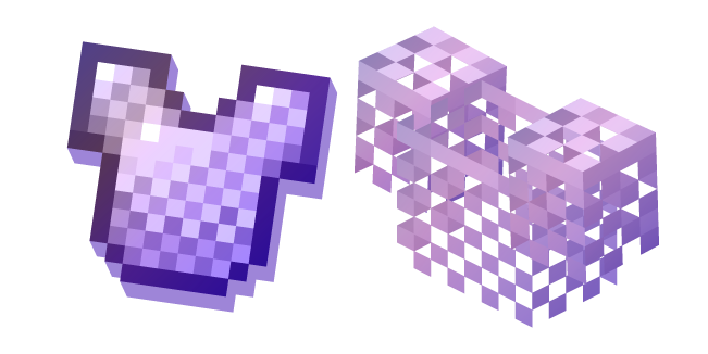 Minecraft Enchanted and Chainmail Armor