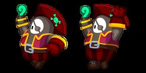 Курсор Fall Guys Pirate Costume