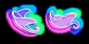 Neon Stingray Cursor