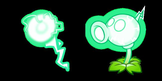 Plants vs. Zombies Electric Peashooter