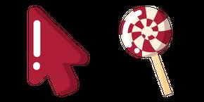 Minimal Lollipop Cursor