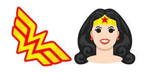 Wonder Woman Cursor