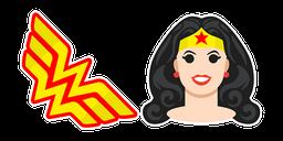 Wonder Woman Cursor
