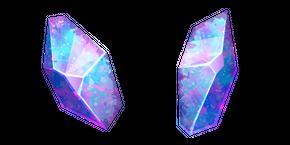 Opal Crystal Cursor