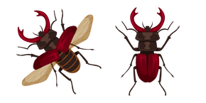 Stag Beetle Cursor