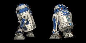 Star Wars R2-D2 Curseur