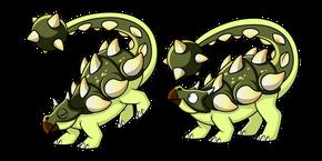 Plants vs. Zombies Ankylosaurus Curseur