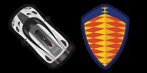 Koenigsegg One:1 Cursor