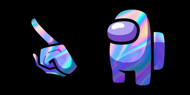 Among Us Hologram Character