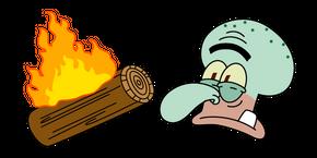 SpongeBob Squog Cursor