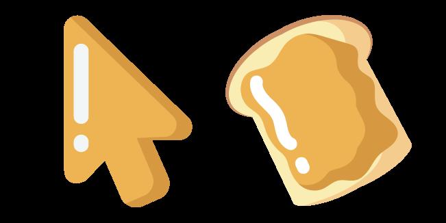 Minimal Peanut Butter Sandwich