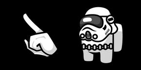 Курсор Among Us Stormtrooper Character