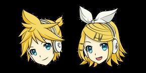 Vocaloid Kagamine Rin and Len Cursor