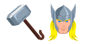 Thor Mjolnir Curseur