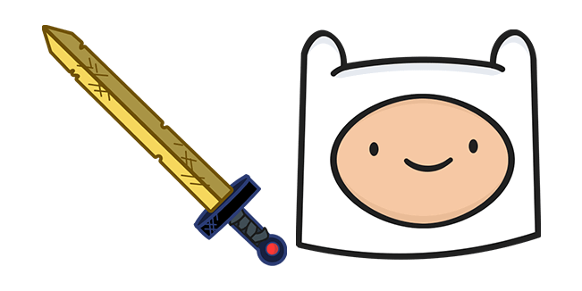 Adventure Time Finn Scarlet Sword