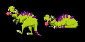 Plants vs. Zombies T-Rex Cursor