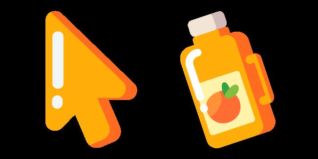 Minimal Orange Juice