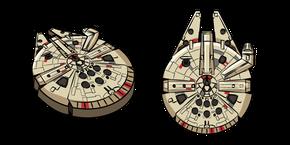 Star Wars Millennium Falcon Cursor