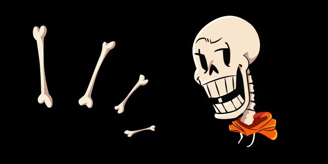 Undertale Папирус и Кости