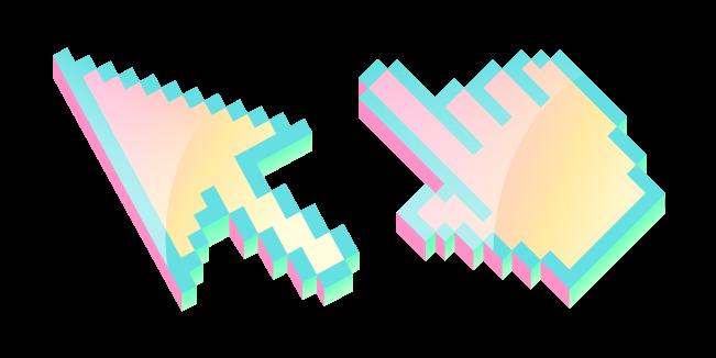 3D Holographic Pixel